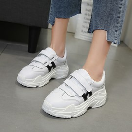Ericdress Letter Round Toe Velcro Women's Sneakers