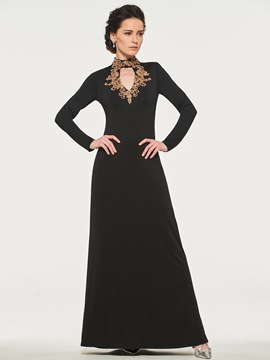 Ericdress Spandex Long Sleeves Mother of the Bride Dress