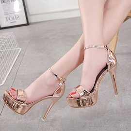 Ericdress Fashion Korea Open Toe Stiletto Sandals