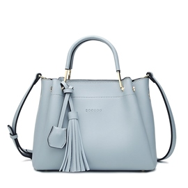 Ericdress Concise Plain Women Handbag