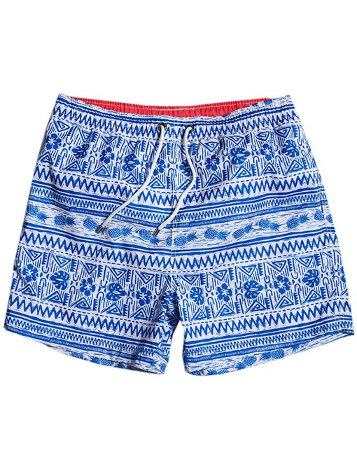 Ericdress Straight Beach Mens Shorts