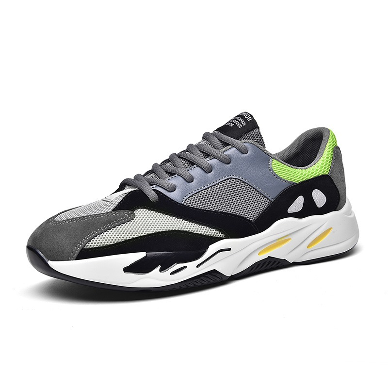 Trendy Color Block Patchwork Men's Athletic Shoes outlet get to buy outlet with credit card 1GPZciDybE