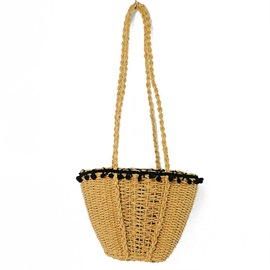 Ericdress Concise Knitted Shoulder Bag