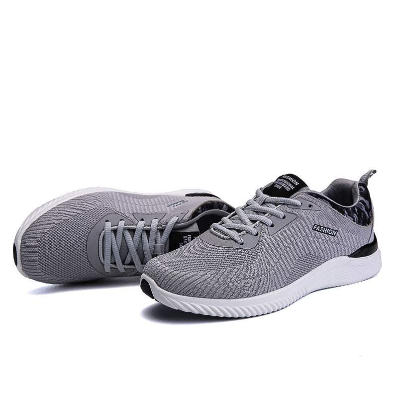 Ericdress Camouflage Round Toe Lace-Up Men's Athletic Shoes