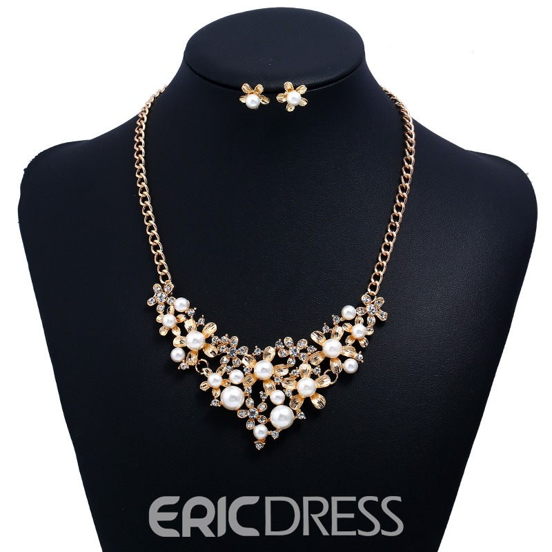 Ericdress All Match Bride's Jewelry Set