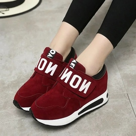 Ericdress Velcro Round Toe Women's Sneakers