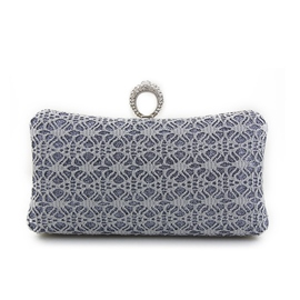 Ericdress Graceful Lace Floral Women Wallet