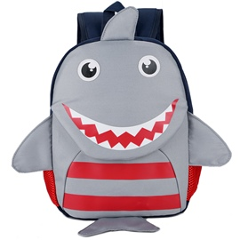 Ericdress Adorable Cartoon Shape Children Backpack