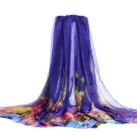 Ericdress Best Selling Printed Chiffon Women's Scarf
