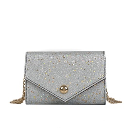 Ericdrss Sequins Design Crossbody Bag