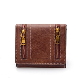 Ericdress Short Type Zipper Decoration Women Clutch