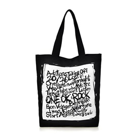 Ericdress Personality Graffiti Design Shoulder Bag