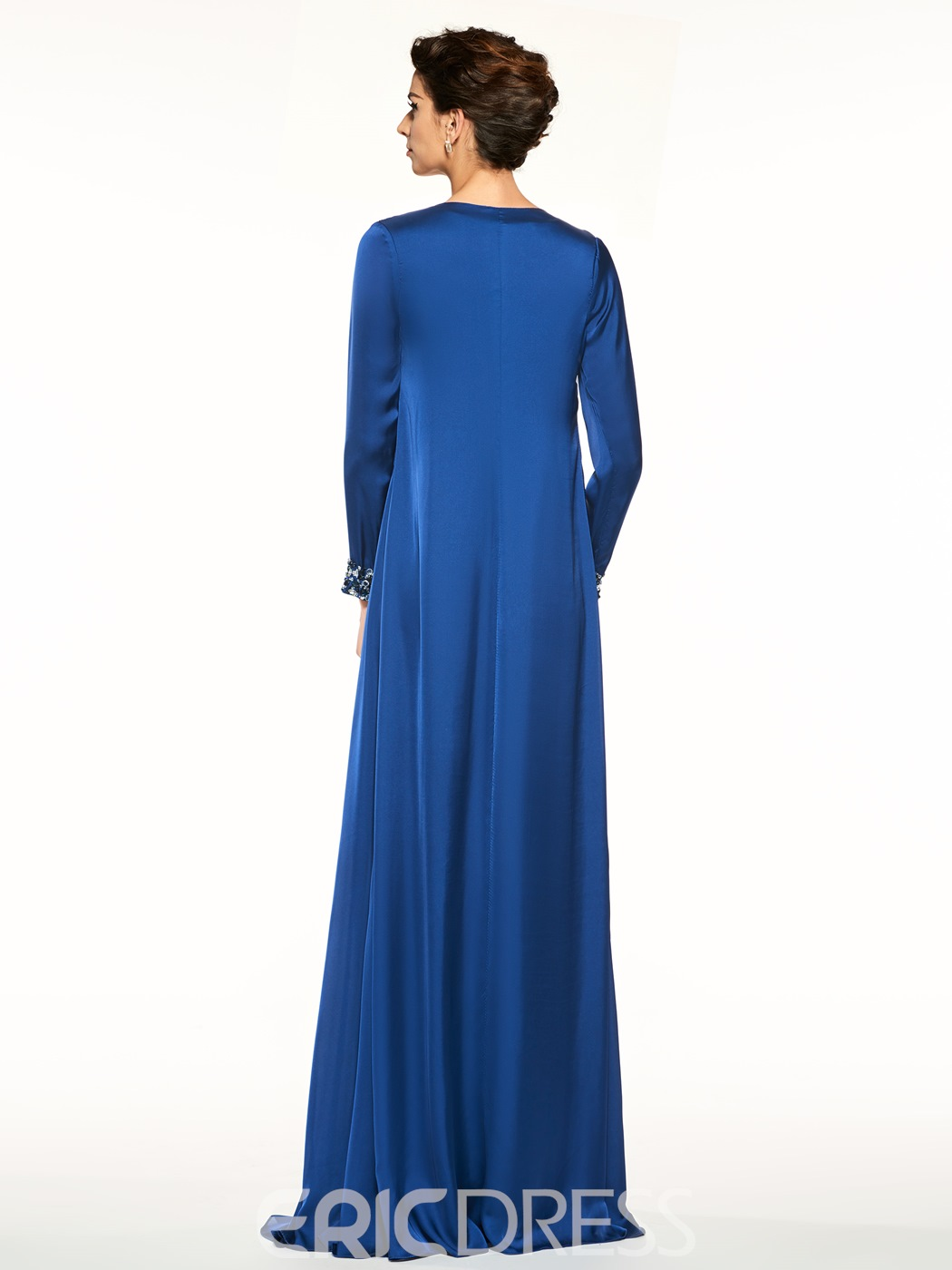 Ericdress Mother of the Bride Jumpsuit with Shawl