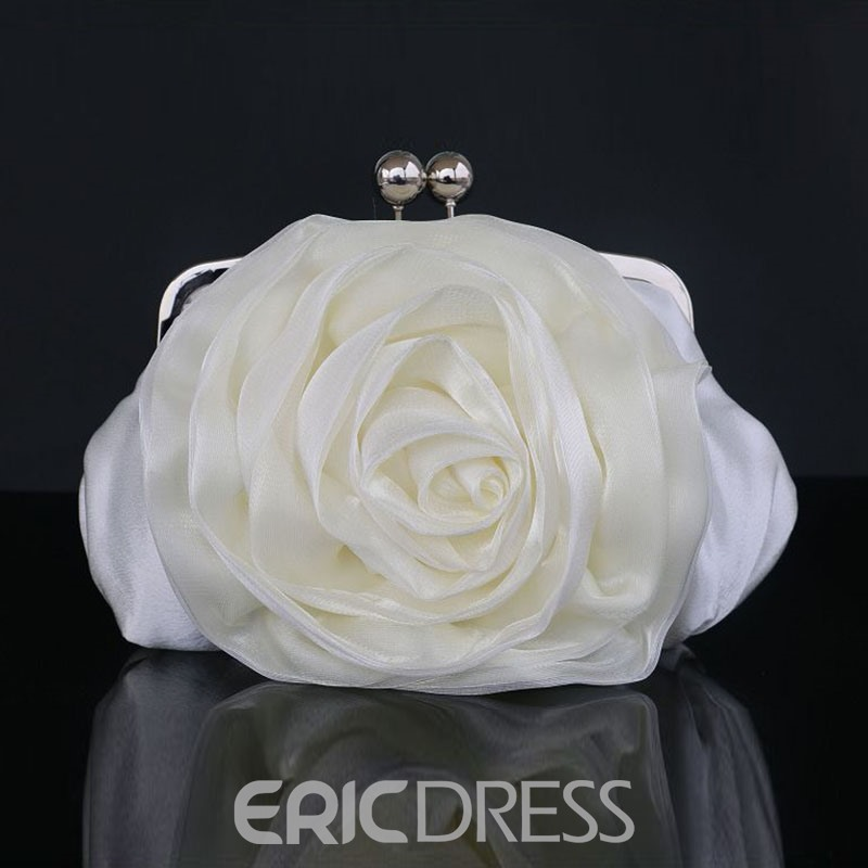 Ericdress Rose Shape Design Women Clutch