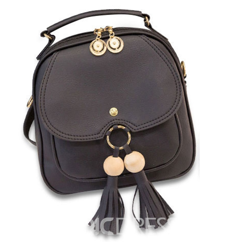 Ericdress Korean Style Tassel Women Backpack