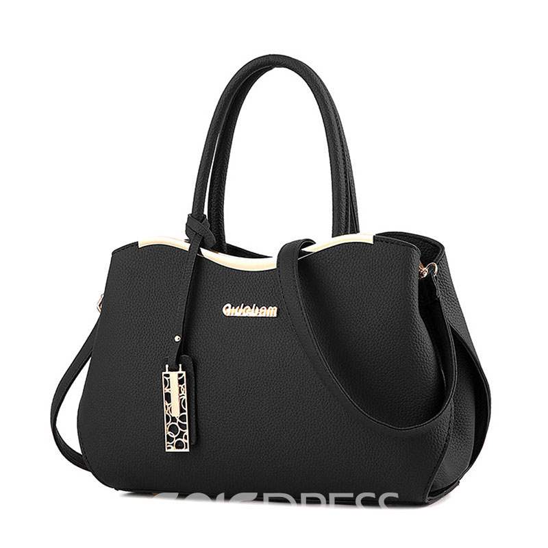 Ericdress Occident Style Plain Women Handbag