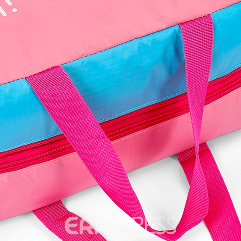 Ericdress Waterproof Large Capacity Cosmetic Bag