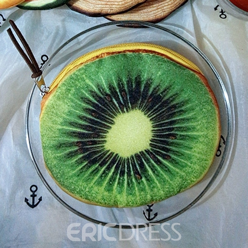 Ericdress Fruit Shape Design Mini Wallet