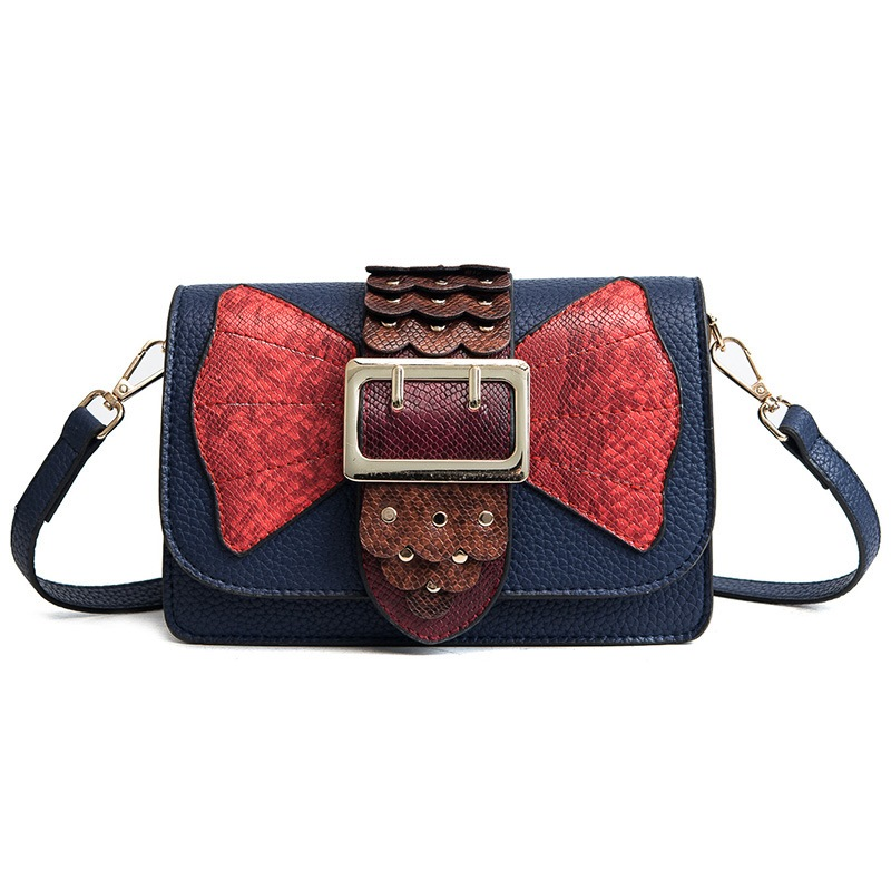 Ericdress Occident Style Serpentine Pattern Crossbody Bag