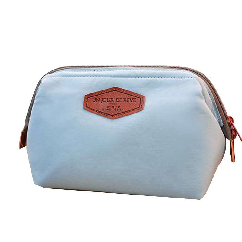 Ericdress Simple Nylon Cosmetic Bag
