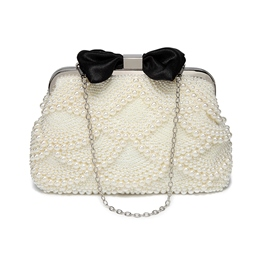 Ericdress Pearls Decoration Women Clutch