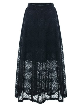 Ericdress Lace Ankle-Length Women's Skirt