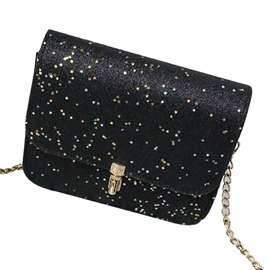 Ericdress Sequins MIni Crossbody Bag