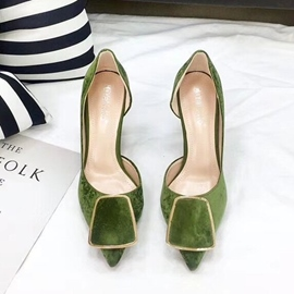 Ericdress New Arrival Plain Pointed Toe Stiletto Heel Pumps