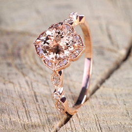 Ericdress Diamante Luxury Ring