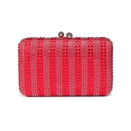 Ericdress Rhinestone Plain Women Clutch