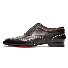 Ericdress Fashion Rivet Square Toe Men's Oxfords