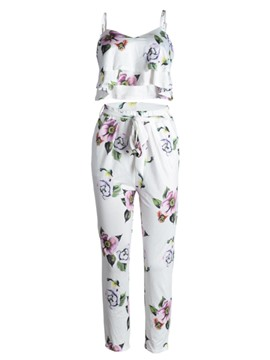 Camisole and Pants Women's 2-Piece Set