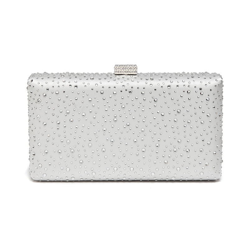 Ericdress Rhinestone Mini Women Clutch