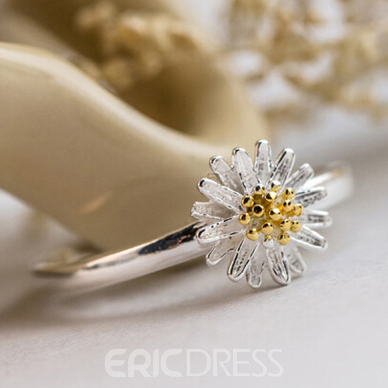 Ericdress Daisy Ring