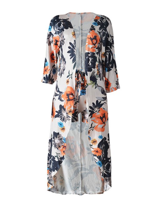 Ericdress Trench Coat and Shorts Women's Two Piece Set