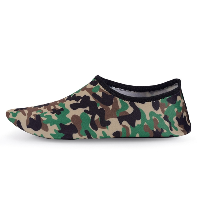 Ericdress Camouflage Print Round Toe Men's Water Shoes