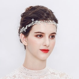 Ericdress Exquisite Crystal Bridal Headpiece
