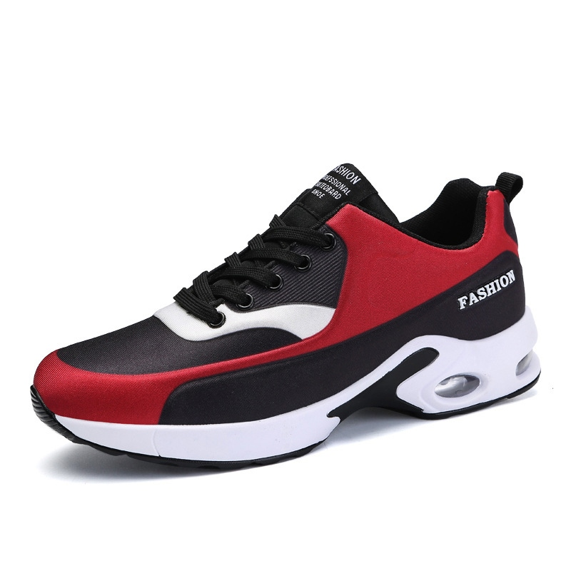 Ericdress New Vintage Color Block Men's Athletic Shoes