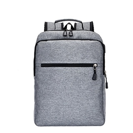 Ericdress Casual Color Block Canvas Men's Backpack
