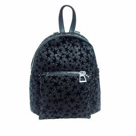 Ericdress Stars Prints PU Backpack