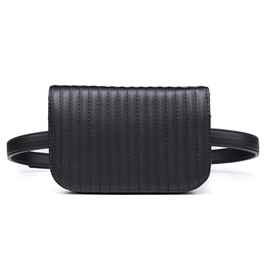 Ericdress Modern Style Pleated Waist Pack