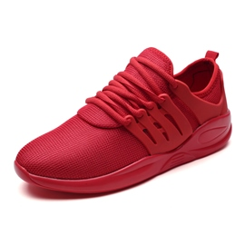 Ericdress Comfy Low-Cut Plain Lace-Up Men's Athletic Shoes