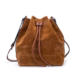 Ericdress Casual Plain Shoulder Bag