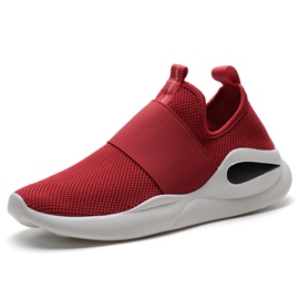 Ericdress Summer Round Toe Elastic Band Men's Athletic Shoes