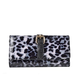Ericdress Leopard Pattern Women Wallet