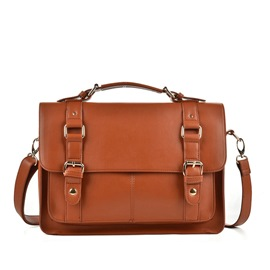 Ericdress Vintage Plain Women Handbag