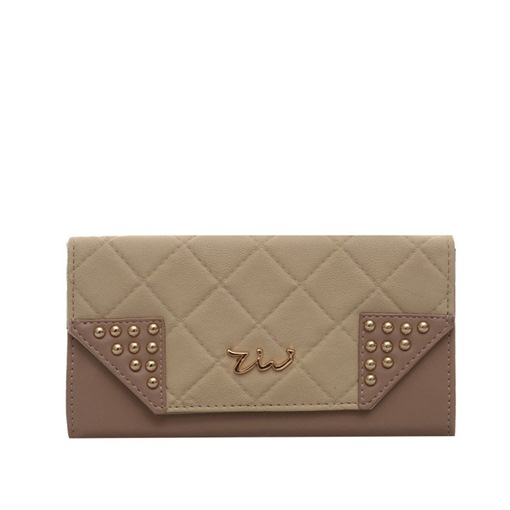 Ericdress Stylish Rivet Decoration Women Wallet