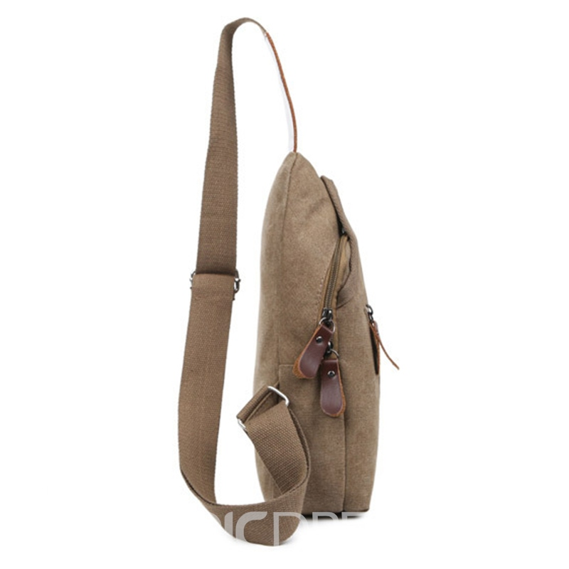 Ericdress Plain Nylon Soft Men's Bag