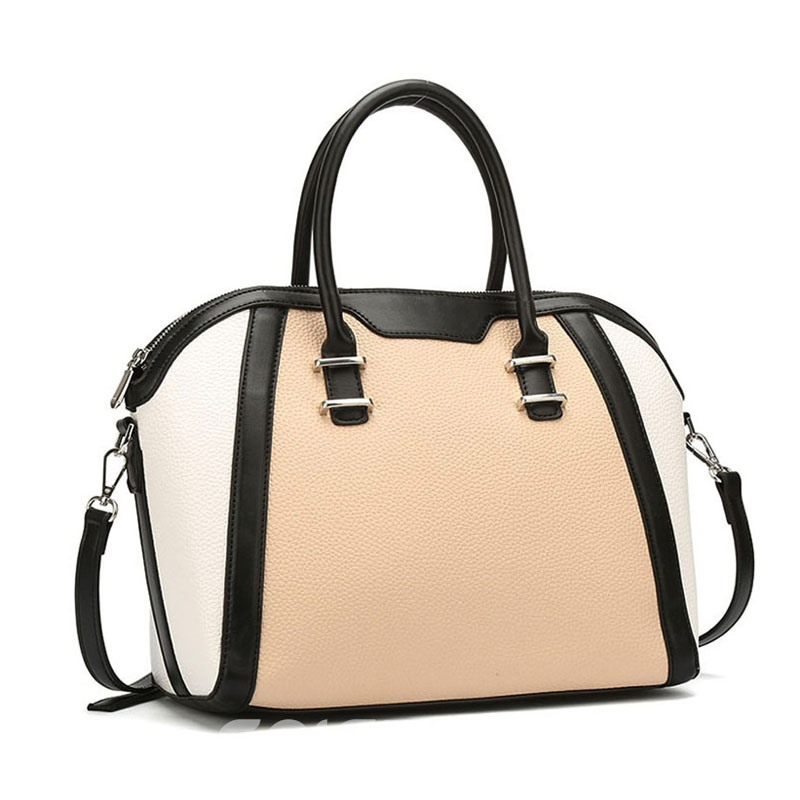 Ericdress Color Block Women Tote bag