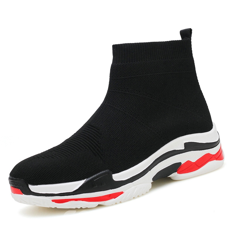 Ericdress Popular Mesh Slip-On Men's Sock Sneakers